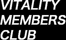 VITALITY MEMBERS CLUB